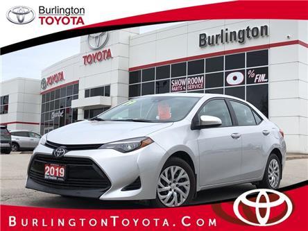 2019 Toyota Corolla LE (Stk: U10966) in Burlington - Image 1 of 18