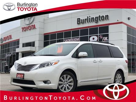 2017 Toyota Sienna XLE (Stk: 206032A) in Burlington - Image 1 of 20