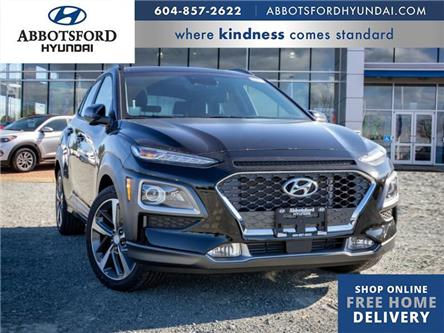 2020 Hyundai Kona 1.6T Ultimate AWD (Stk: LK483583) in Abbotsford - Image 1 of 24