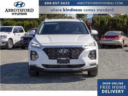 2019 Hyundai Santa Fe 2.0T Preferred AWD (Stk: KF024005) in Abbotsford - Image 1 of 26