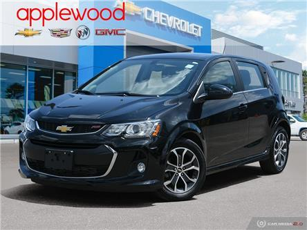 2017 Chevrolet Sonic LT Auto (Stk: 166923P) in Mississauga - Image 1 of 27