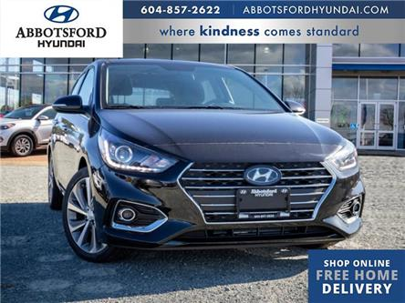 2020 Hyundai Accent Ultimate (Stk: LA097316) in Abbotsford - Image 1 of 24