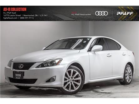 2008 Lexus IS 250 Base (Stk: 53600A) in Newmarket - Image 1 of 21