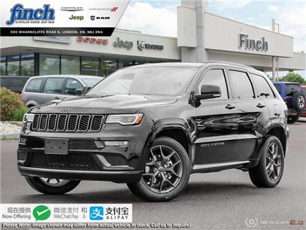 2020 Jeep Grand Cherokee Limited (Stk: 97428) in London - Image 1 of 24