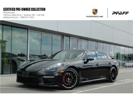2016 Porsche Panamera GTS (Stk: U8735) in Vaughan - Image 1 of 22