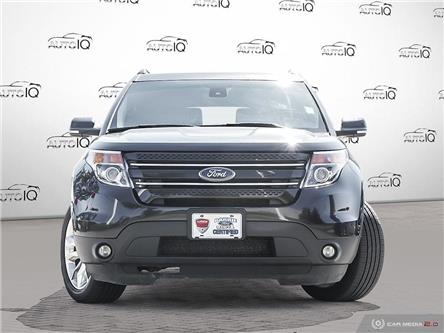 2015 Ford Explorer Limited (Stk: T1479A) in Barrie - Image 1 of 27