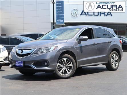2018 Acura RDX Elite (Stk: 4251) in Burlington - Image 1 of 6