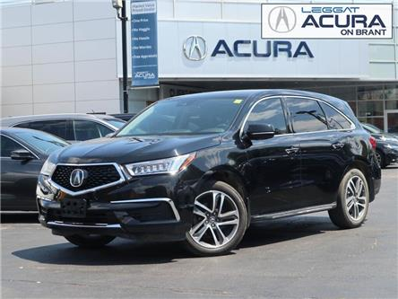 2017 Acura MDX Navigation Package (Stk: 4272) in Burlington - Image 1 of 23