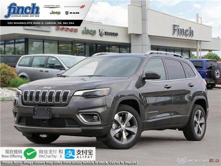2020 Jeep Cherokee Limited (Stk: 98451) in London - Image 1 of 23