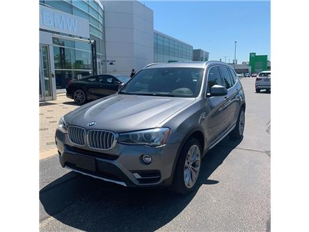 2017 BMW X3 xDrive28i (Stk: T915156A) in Oakville - Image 1 of 10