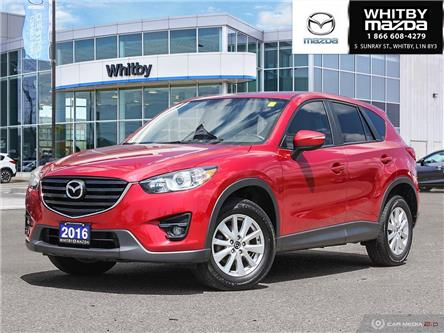 2016 Mazda CX-5 GS (Stk: P17567) in Whitby - Image 1 of 27