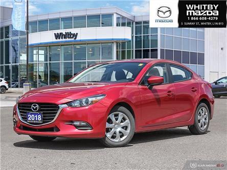 2018 Mazda Mazda3 GX (Stk: 2104A) in Whitby - Image 1 of 27