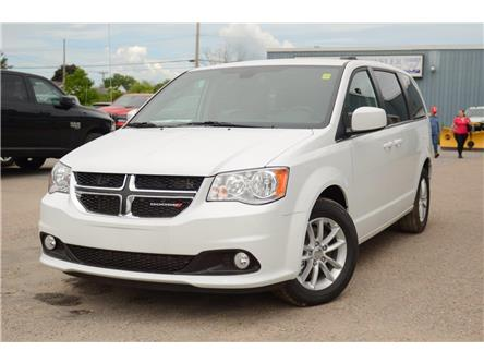 2019 Dodge Grand Caravan 29P SXT Premium (Stk: K372) in Renfrew - Image 1 of 24