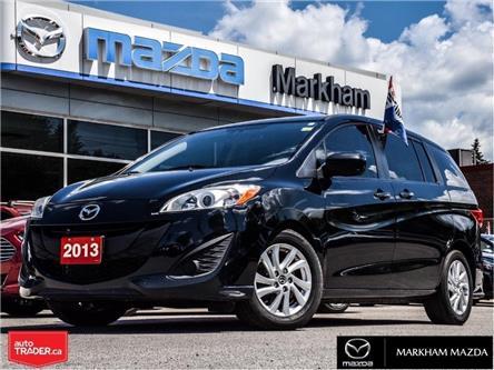 2013 Mazda Mazda5 GS (Stk: Q190873A) in Markham - Image 1 of 24