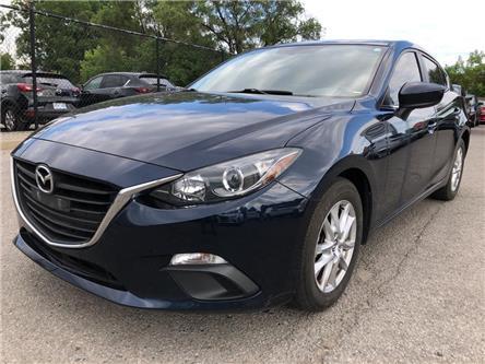2016 Mazda Mazda3 Sport GS (Stk: P2813) in Toronto - Image 1 of 22