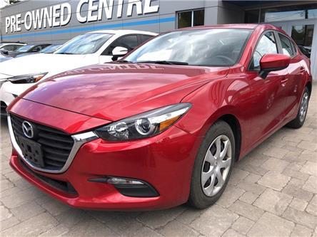 2017 Mazda Mazda3 GX (Stk: P2805) in Toronto - Image 1 of 20