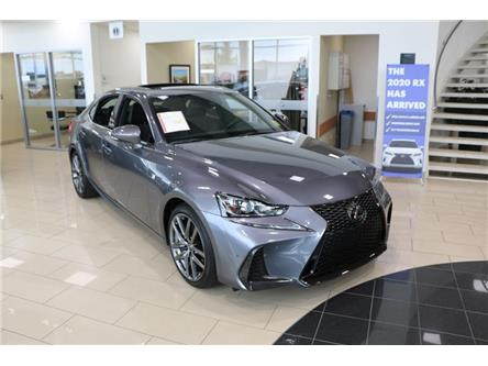 2020 Lexus IS 350 Base (Stk: 200120) in Calgary - Image 1 of 12