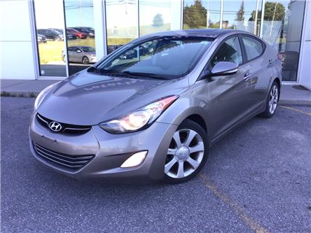 2013 Hyundai Elantra Limited (Stk: H12301A) in Peterborough - Image 1 of 24