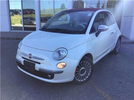 2013 Fiat 500C Lounge (Stk: H12513A) in Peterborough - Image 1 of 17