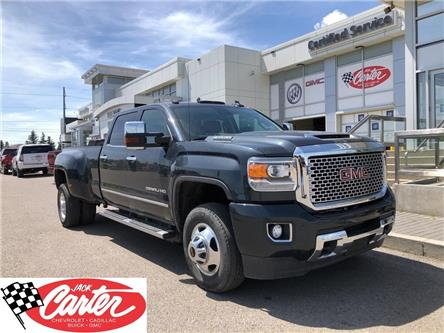 2017 GMC Sierra 3500HD Denali (Stk: 30602L) in Calgary - Image 1 of 23