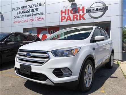 2019 Ford Escape SE (Stk: U1828) in Toronto - Image 1 of 24