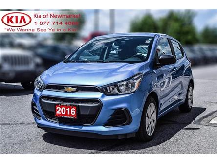 2016 Chevrolet Spark LS Manual (Stk: 200134A) in Newmarket - Image 1 of 16