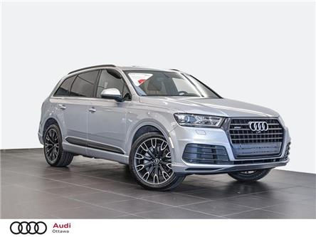 2019 Audi Q7 55 Progressiv (Stk: 52459) in Ottawa - Image 1 of 22