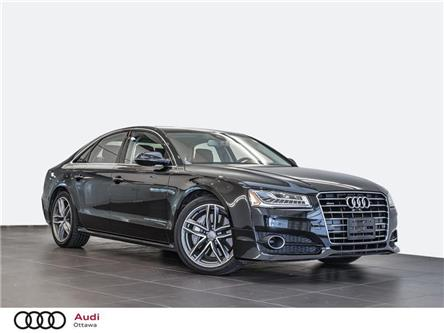 2017 Audi A8 4.0T (Stk: PA684) in Ottawa - Image 1 of 22
