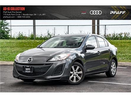 2011 Mazda Mazda3 Sport GS (Stk: T18075A) in Woodbridge - Image 1 of 12