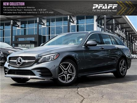 2020 Mercedes-Benz C300 4MATIC Wagon (Stk: 39791) in Kitchener - Image 1 of 19
