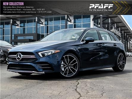 2020 Mercedes-Benz A35 AMG 4MATIC Hatch (Stk: 39800) in Kitchener - Image 1 of 19