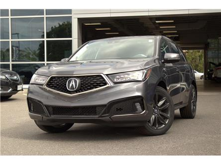 2020 Acura MDX A-Spec (Stk: 19036) in Ottawa - Image 1 of 30