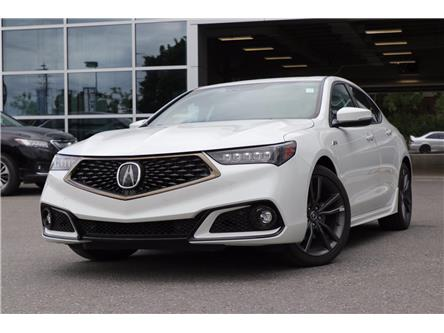2020 Acura TLX Tech A-Spec (Stk: 19013) in Ottawa - Image 1 of 30