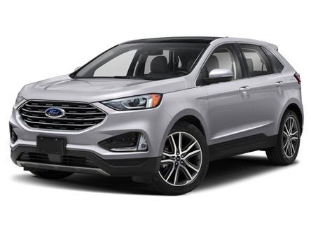2020 Ford Edge Titanium (Stk: L-1180) in Calgary - Image 1 of 9