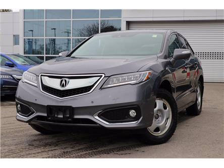 2017 Acura RDX Elite (Stk: P18890) in Ottawa - Image 1 of 21