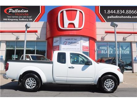 2019 Nissan Frontier SV (Stk: 22113A) in Greater Sudbury - Image 1 of 43
