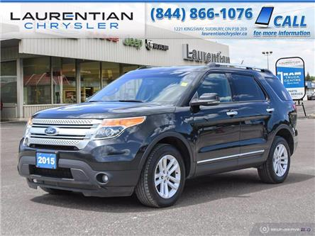 2015 Ford Explorer XLT (Stk: 20049A) in Sudbury - Image 1 of 29