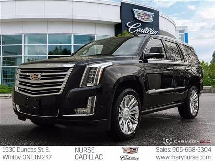 2020 Cadillac Escalade Platinum (Stk: 20Z005) in Whitby - Image 1 of 26
