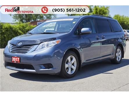 2017 Toyota Sienna LE 8 Passenger (Stk: 60401) in Hamilton - Image 1 of 19