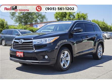 2016 Toyota Highlander Limited (Stk: 360A) in Hamilton - Image 1 of 24