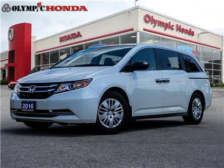 2016 Honda Odyssey LX (Stk: U2174) in Guelph - Image 1 of 23