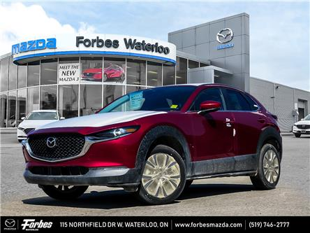 2020 Mazda CX-30 GS (Stk: B6972) in Waterloo - Image 1 of 13
