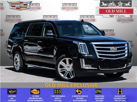 2017 Cadillac Escalade ESV Luxury (Stk: 275466U) in Toronto - Image 1 of 30