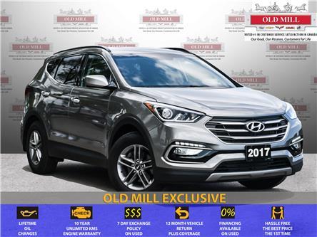 2017 Hyundai Santa Fe Sport  (Stk: 407831U) in Toronto - Image 1 of 25