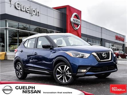 2020 Nissan Kicks SR (Stk: N20549) in Guelph - Image 1 of 21