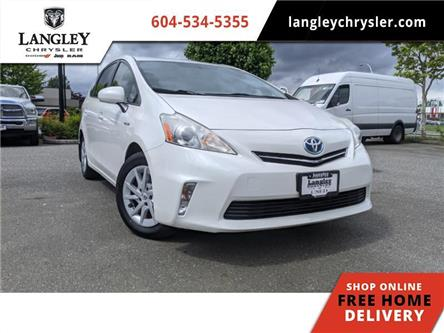 2013 Toyota Prius v Base (Stk: L185393B) in Surrey - Image 1 of 22