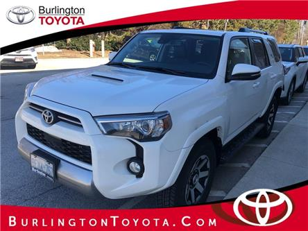 2020 Toyota 4Runner Base (Stk: 209002) in Burlington - Image 1 of 5
