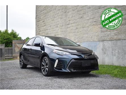 2018 Toyota Corolla SE (Stk: UCP1919) in Kingston - Image 1 of 26