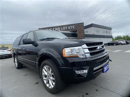 2017 Ford Expedition Max Limited (Stk: 20093) in Sudbury - Image 1 of 27