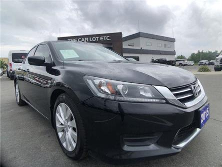 2015 Honda Accord LX (Stk: 19528) in Sudbury - Image 1 of 23